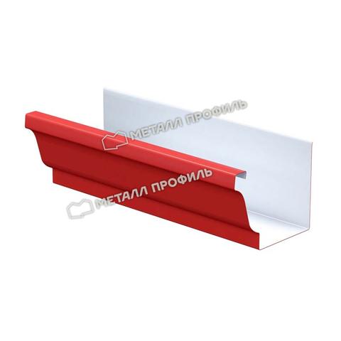 Желоб металлический МеталлПрофиль МП Модерн 120 х 86 3 м