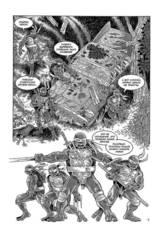 Классические Черепашки-Ниндзя. Книга 4. Оттенки серого (Ultimate обложка)