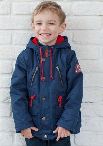 КТ146 Куртка для мальчика