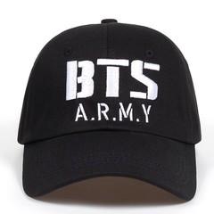 Кепка BTS ARMY черный