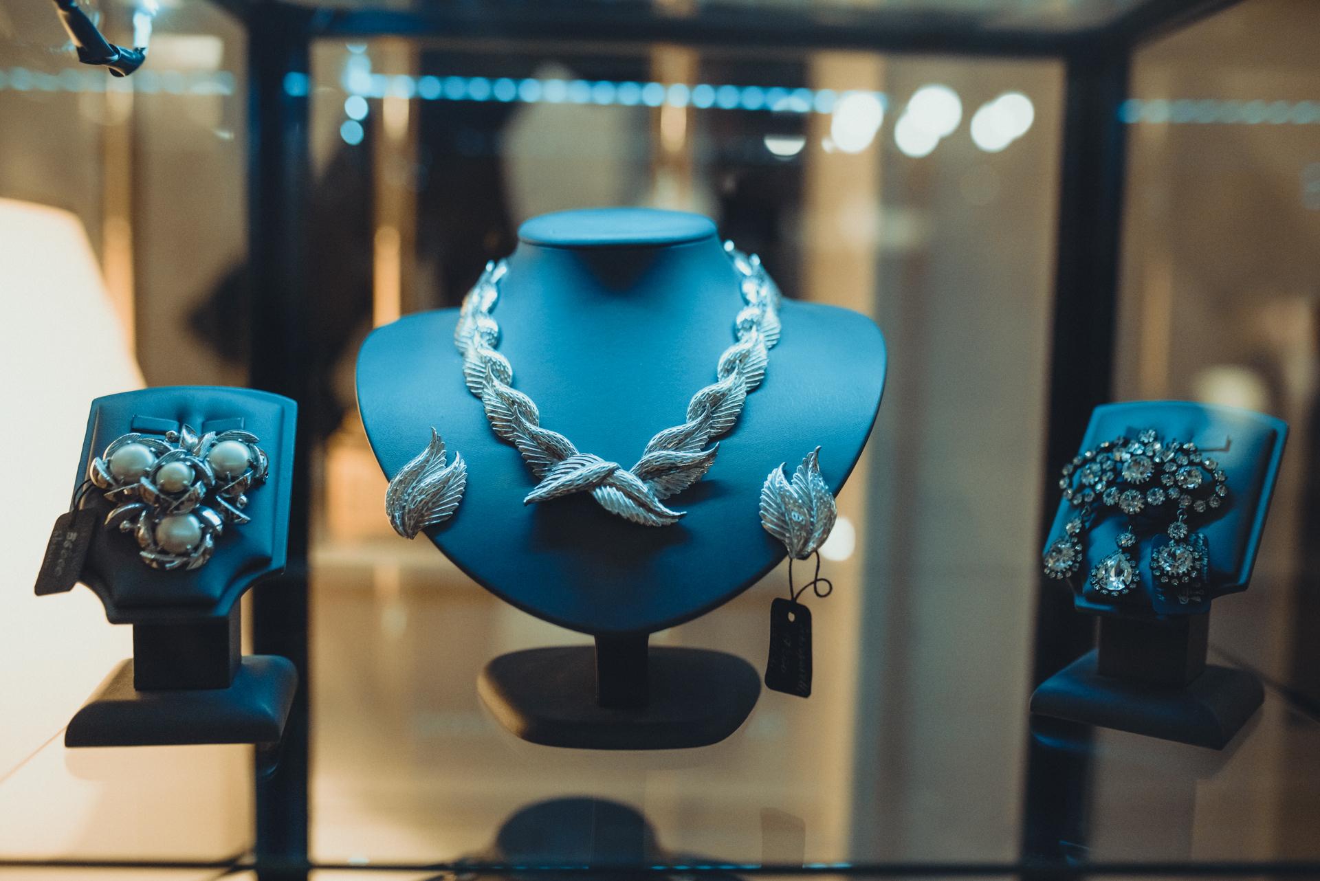 Невероятный комплект Schiaparelli