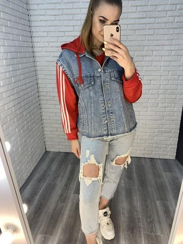 рваные джинсы женские купить