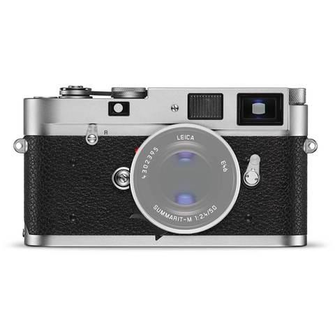 Leica M-A (Typ 127) Body Silver