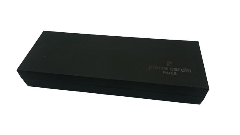 Pierre Cardin Gamme - Black Antique Silver, шариковая ручка