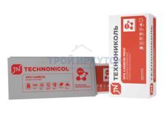 Экструдированный пенополистирол (XPS) ТехноНИКОЛЬ Carbon Prof 1180х580х80 мм L-кромка