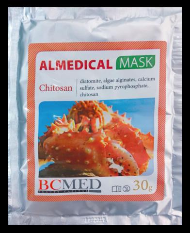 *Альгинатная маска (BCMED/Хитозан/30гр)