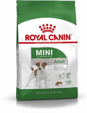 Royal Canin Mini Adult (8 кг) для взрослых собак мелких пород