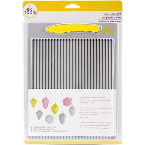 Доска для биговки EK Tools Mini Scoring Board в дюймах - 19х25 см