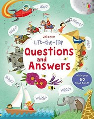 Questions & Answers  (board book)