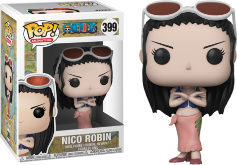 Фигурка Funko Pop! Animation: One Piece - Nico Robin