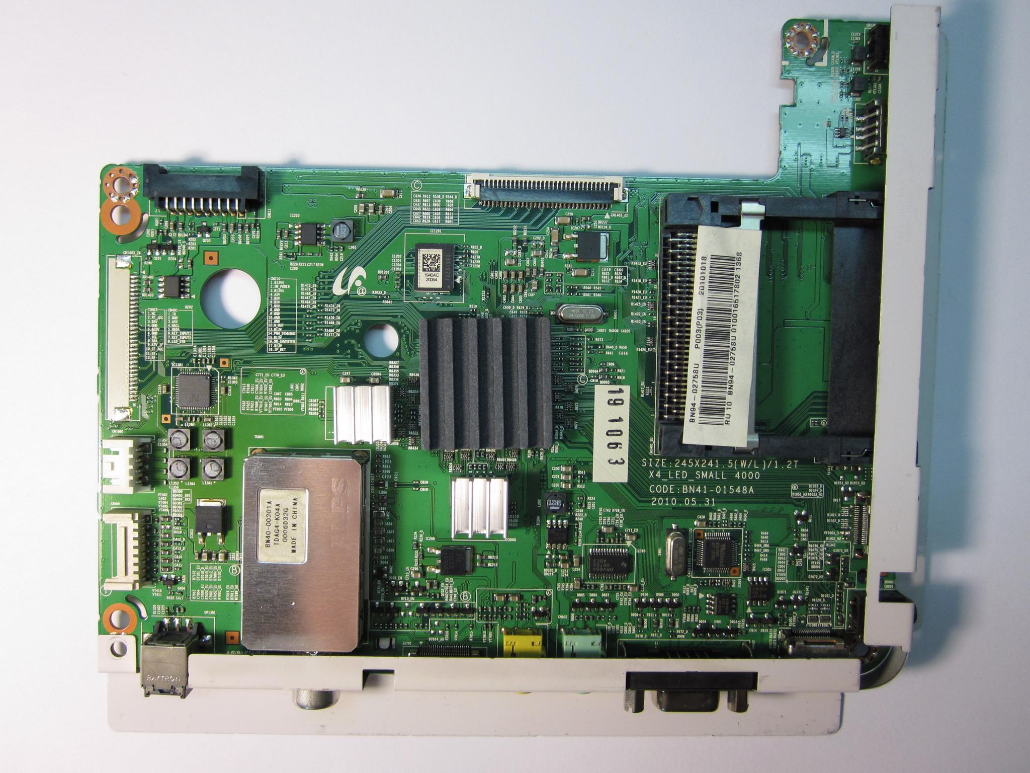 MAIN-BOARD SAMSUNG UE22C4010PW
