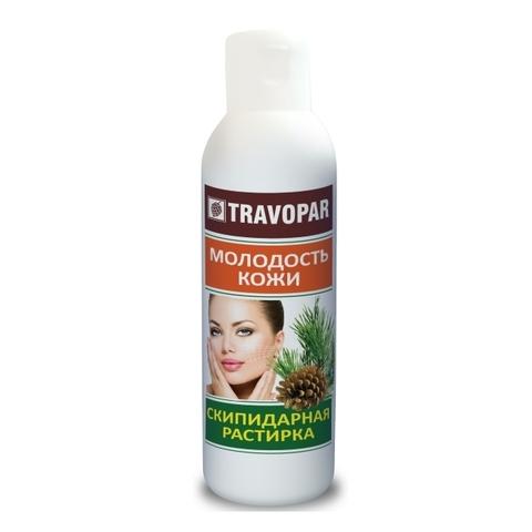 Скипидарный бальзам Молодость кожи Travopar  150 мл  НИИ Натуротерапии