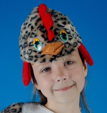 Карнавальная шапочка Курица
