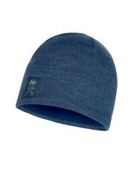 Вязаная шапка с флисовой подкладкой Buff Hat Knitted Polar Solid Navy