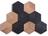 •  Зд деревянные интерьер панели