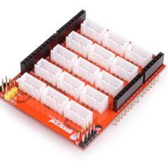 Шилд QuatroPortA050 для Arduino UNO