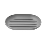 Мыльница для ванной Touch серая Umbra 023272-918   Купить в Москве, СПб и с доставкой по всей России   Интернет магазин www.Kitchen-Devices.ru