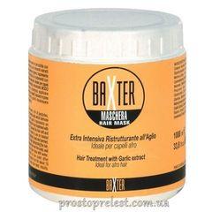 Punti di Vista Baxter Hair Treatment Mask With Garlic Extract - Лечебная маска для ослабленных, жестких, склонных к выпадению волос с экстрактом чеснока