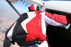 mars skydiving