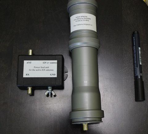 RX Antenna MiniWhip