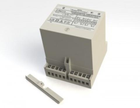 Е 9527ЭС Преобразователи измерительные переменного тока и напряжения переменного тока (Одноканальные  1,2,4-12)