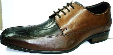Мужские туфли классика, кожаные, Mariner коричневые. Не дорого.