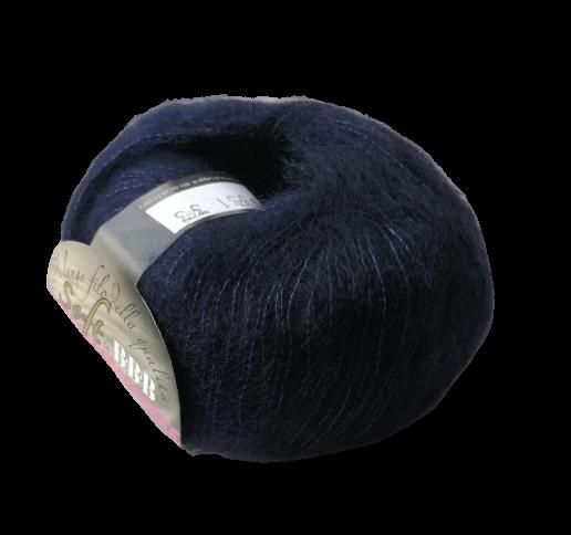 Пряжа BBB Filati Soft Dream 9331 чернильный