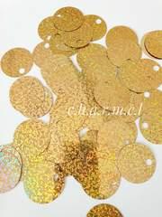 Золотой Голограмма