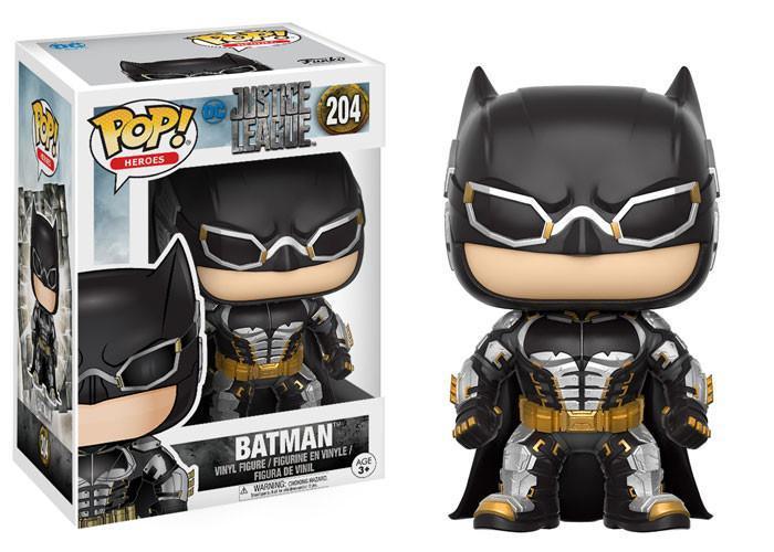 Фигурка Funko POP! Vinyl: DC: Justice League: Batman 13485