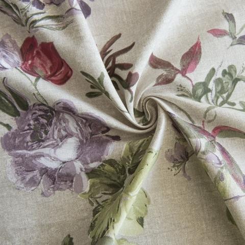 Ткань хлопок Саммер розовый