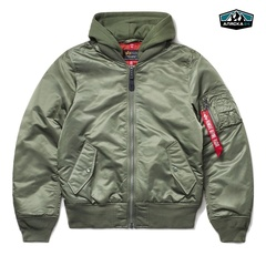 Бомбер Alpha Industries MA-1 Natus Sage Green