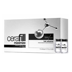 Redken Cerafill Maximize Hair Advance with Aminexil - Ампулы против истончения волос с Аминексил и Omega 6