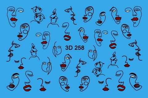 Слайдер 3D 258