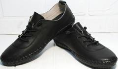 Модные кеды для женщин Evromoda 115 Black