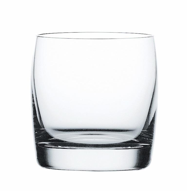 Набор из 4-х бокалов Whisky Vivendi Premium, 315 мл набор из 4 х бокалов для крепких напитков stemmed spirit vivendi premium 109 мл