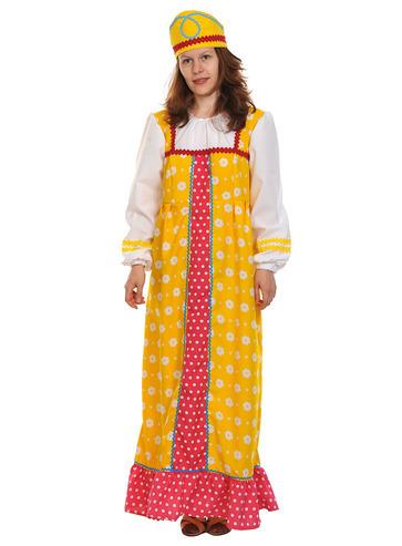 Карнавальный костюм взрослый Аленушка