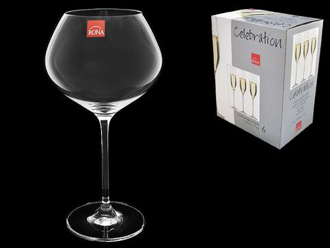 Набор из 6 бокалов для вина Celebration, 760 мл