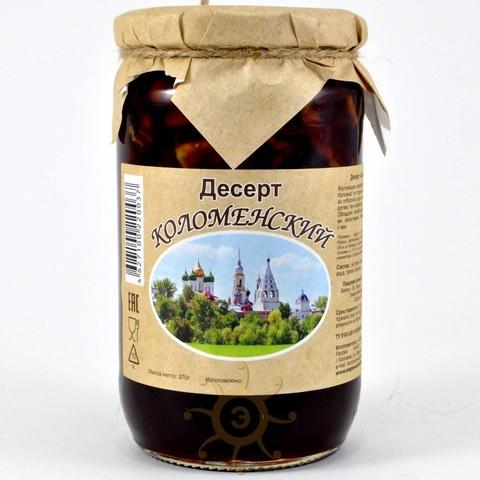 Грецкие орехи в сосновом сиропе Коломенское, 430г