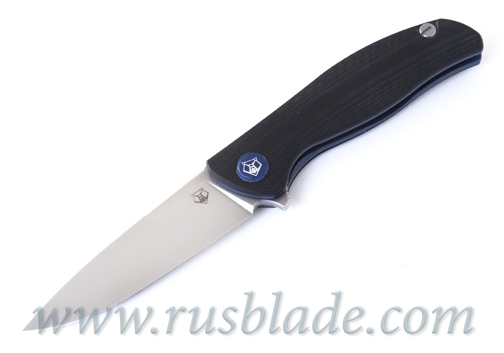 Shirogorov F3 S30V G10 black FS UltraRare