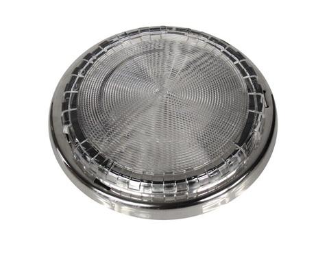 Светильник интерьерный накладной, Ø145 мм, 2 лампы
