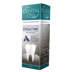Crystal Line гель стоматологический Зубастик 30мл
