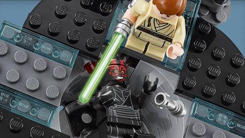 LEGO Star Wars: Дуэль на Набу Star Wars 75169 — Duel on Naboo — Лего Звездные войны Стар Ворз