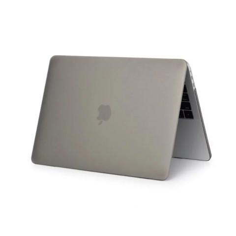 Накладка пластик MacBook Pro 15 Retina /matte gray/ DDC