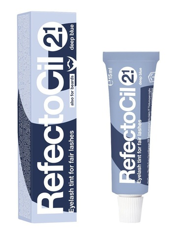 Краска для бровей и ресниц REFECTOCIL, #2.1 темно-синяя, 15мл