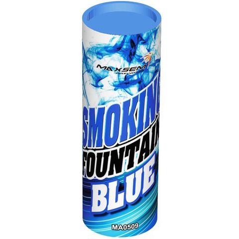 Дымовой фонтан синий МА0509/B Maxsem