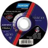 Зачистной круг NORTON VULCAN по нержавеющей стали диаметр 125 мм х 6,4