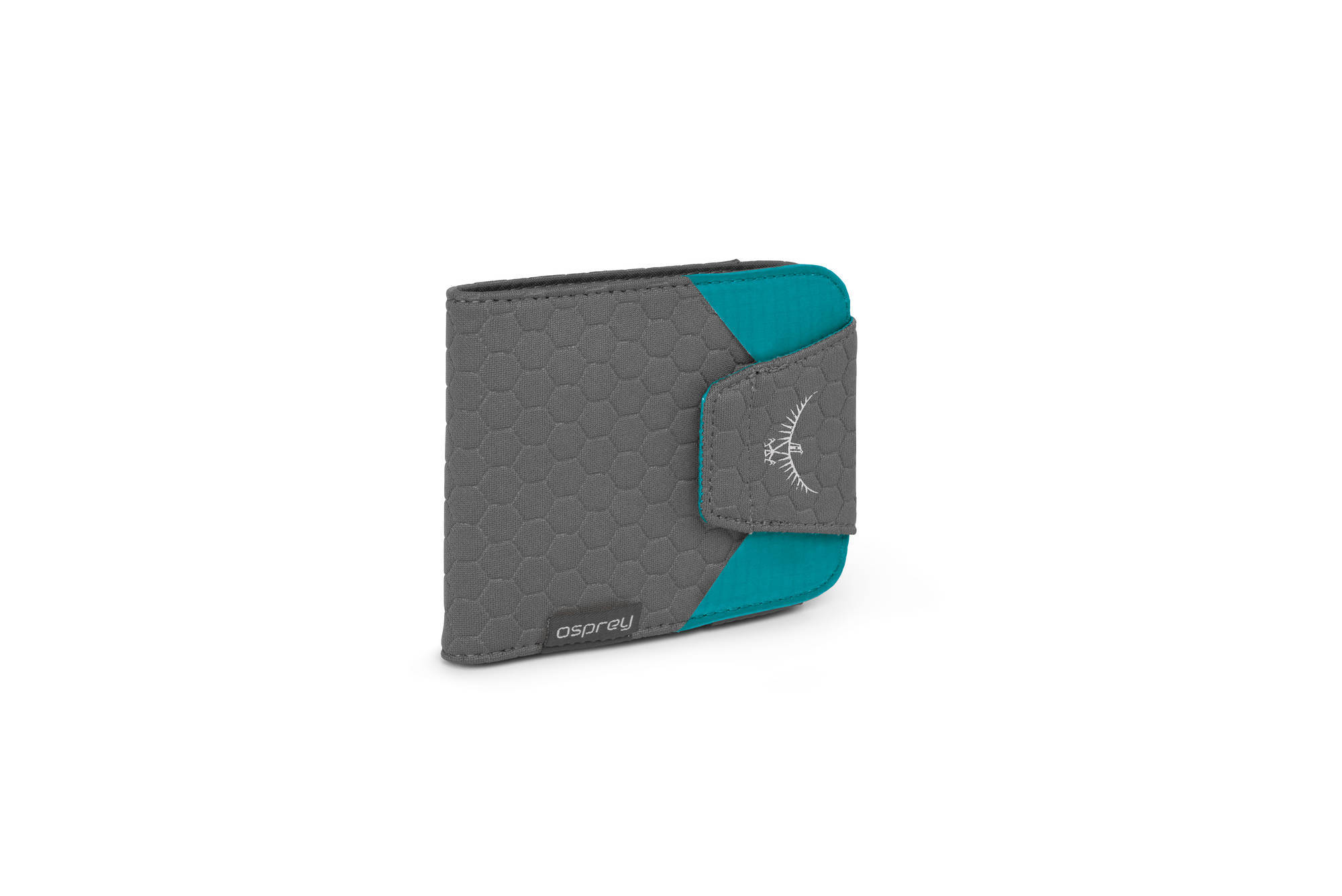 Аксессуары Кошелек Osprey QuickLock RFID Wallet Tropic Teal Quicklock_Wallet_Side_Tropic_Teal_web.jpg