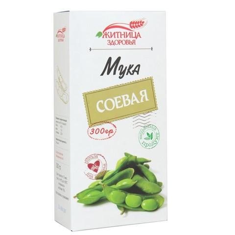 Мука соевая, 300 гр. (Житница здоровья)