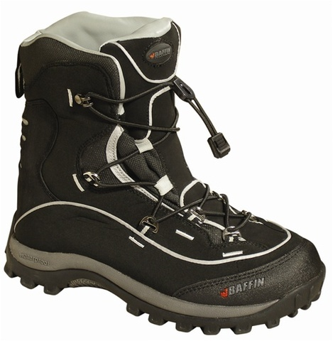 Ботинки Snosport Black (Baffin)
