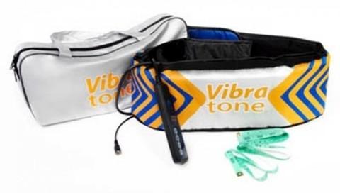 Массажный пояс для похудения Vibra Tone (Вибротон)